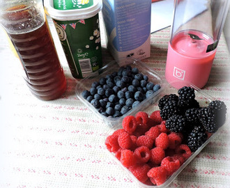 Building Smoothies for Health and Nutrition - A tutorial