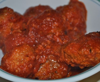 #1,206: Crockpot Meatballs Recipe #2