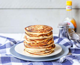 The fluffiest pancakes that will make you happy