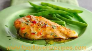 SWEET JALAPENO LIME CHICKEN