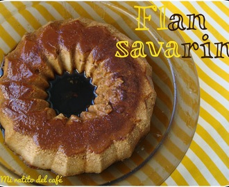Flan Savarin