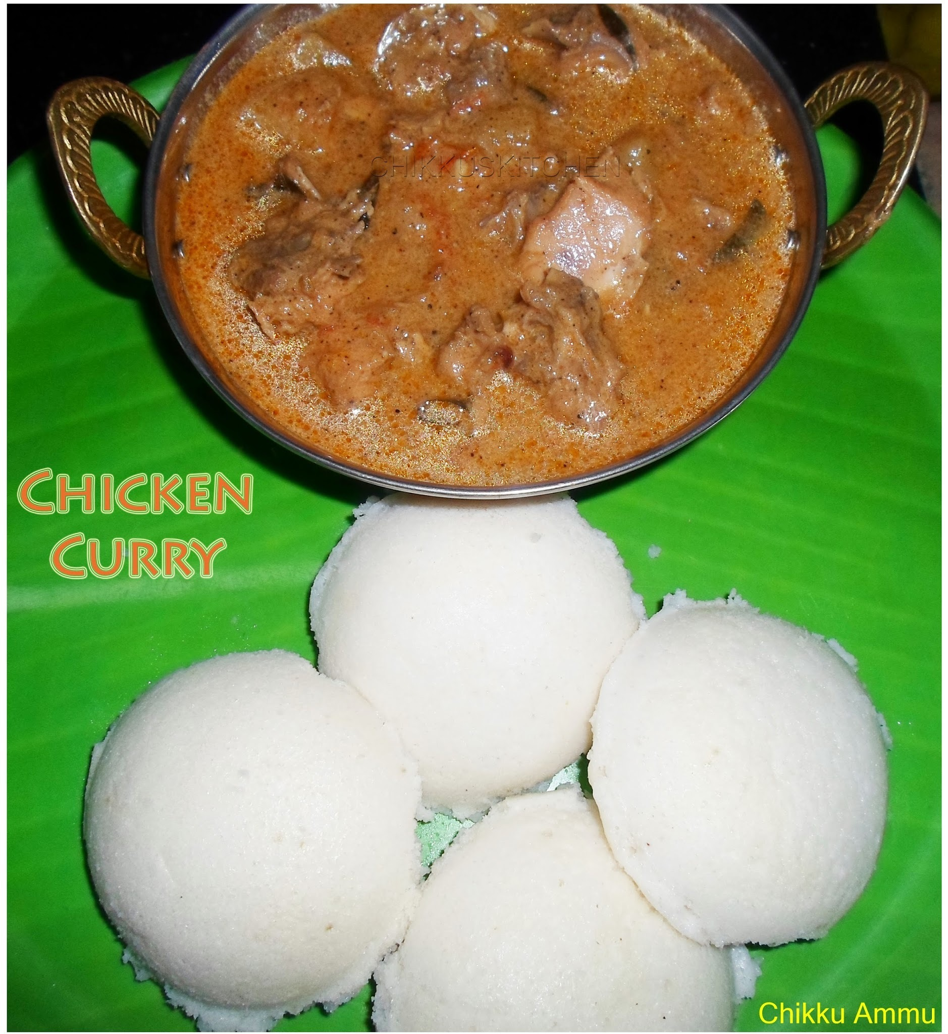 Chicken Curry (Kerala style)