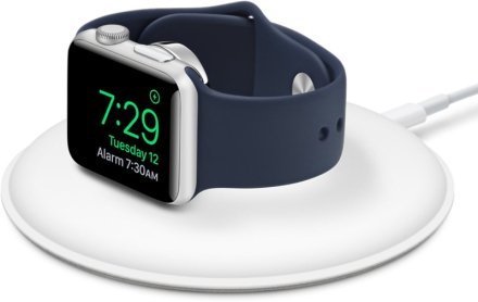 Apple magnetisk laddningsdocka till apple watch