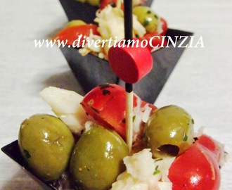 FINGER FOOD DI RANA PESCATRICE ...
