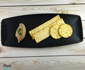 Syn Free Chicken Liver and Bacon Pate | Slimming World