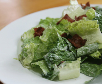 Paleo Caesar Salad (with an AIP variation)