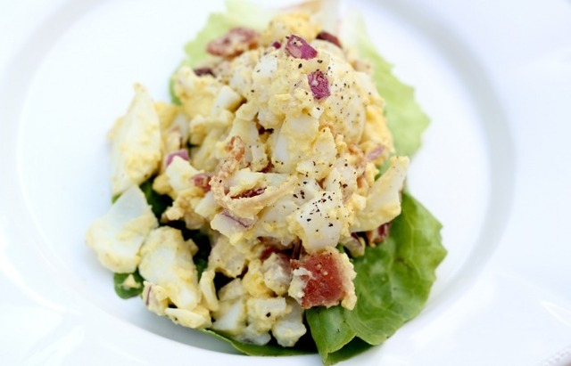 Paleo Egg Salad Recipe