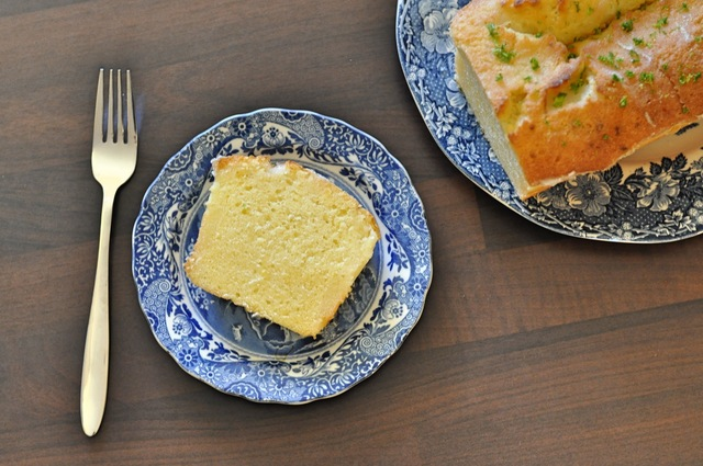 Super Boozy Gin and Tonic Cake