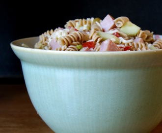 Pasta Salad, Create Your Own Recipe