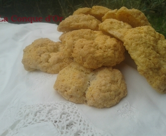 Biscuits au sucre de Messine