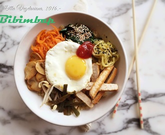 Bibimbap.- Cooking the Chef