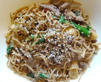 Speedy Lamb Stir Fry – a Love Lamb Challenge recipe