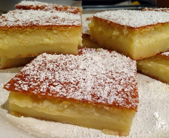 Magic Custard Cake - Magischer Pudding Kuchen