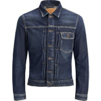 JACK & JONES Jack Jos 540 Denim Jacket Man Blå