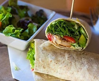 One of America's Favorites - the Sandwich Wrap