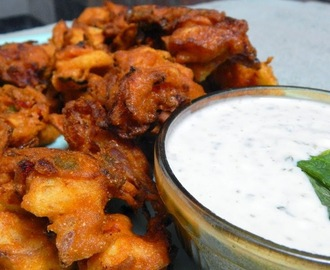 Crispy Veggie Potato Pakoras Perfect for Ramadan
