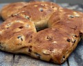 Red Onion & Jerky Bread