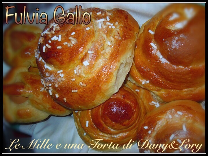 CUZZUPE CALABRESI, DOLCE TIPICO PASQUALE