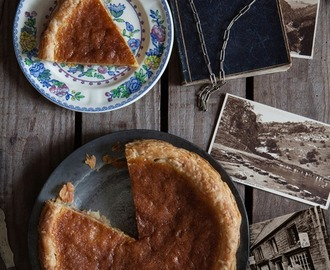 Pride and Pudding | Bakewell Pudding by Regula Ysewjin