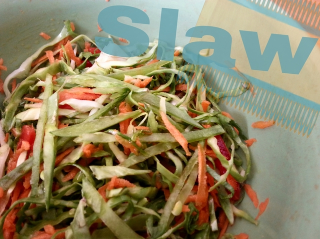 50 Ways to Leave Your Slaw Lover