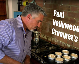 Making Crumpets With Paul Hollywood