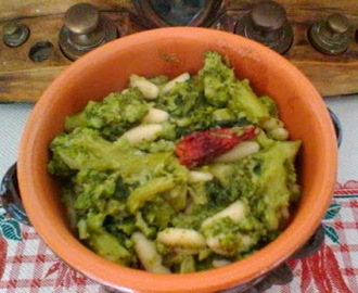 Cavatelli con broccoli