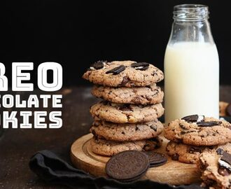 Oreo Chocolate Cookies