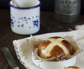Hot Cross Buns (Bollitos de Pascua)