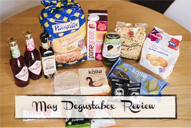 May Degustabox Review and a Slow Cooker BBQ Pulled Pork Recipe