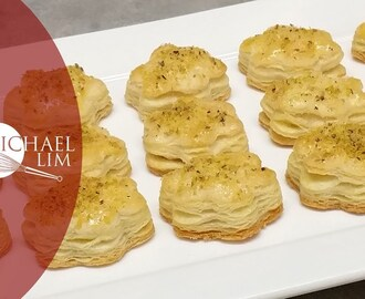 Puff Pastry - Basic Dough