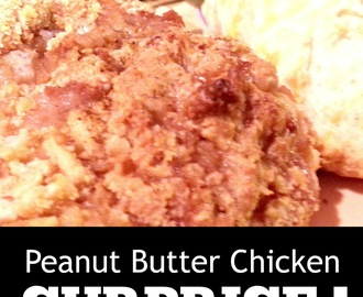 Peanut Butter Chicken Surprise