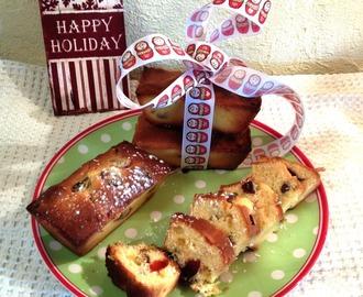 Recette Cake Aux Fruits Secs Ig Bas