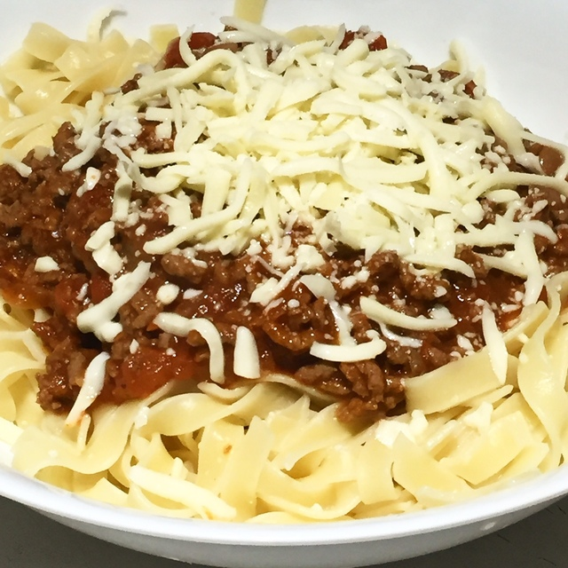 Syn Free Bolognese | Slimming World