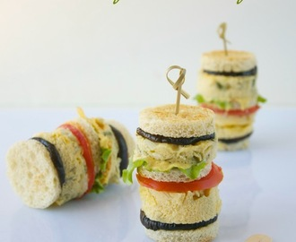 Club (house) sandwich, il panino che attraversa l'Oceano per il Cross-Cooking
