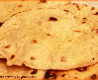 Chapati, pain traditionnel indien
