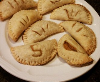 Harry Potter Recipes... Pumpkin Pasties!
