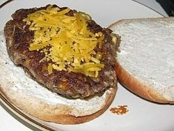 One of America's Favorites - Veggie Burger