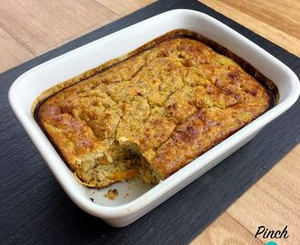 Syn Free Carrot Cake Baked Oats | Slimming World