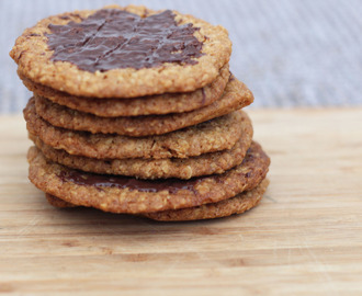 Recipe: Homemade Hobnobs