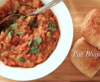 Pav Bhaji | How to Make Pav Bhaji