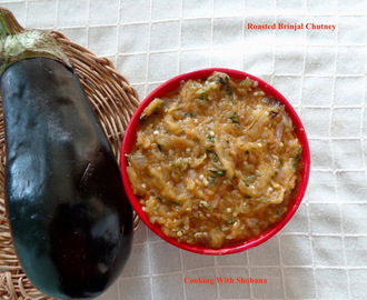 ROASTED BRINJAL CHUTNEY
