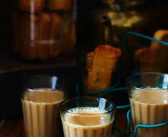 Authentic Indian Masala Chai - Authentic Indian Spiced Tea