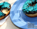 DOUGHNUTS WITH CHOCOLATE GLAZE
