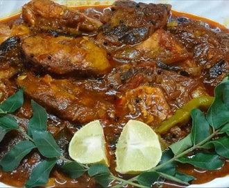Kerala Fish Cury Recipe