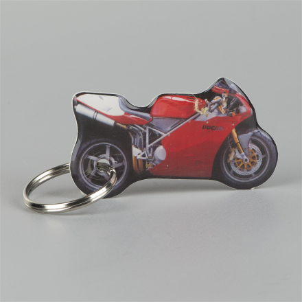 Nyckelring One Design Ducati