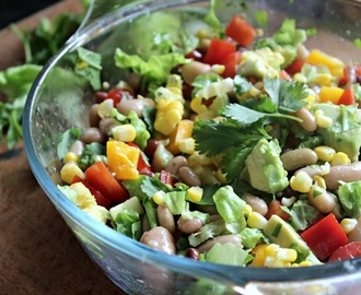 Recipe |  Mexican Salad