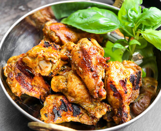Quick Thai Curry Drumsticks