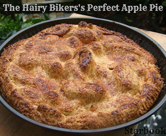 THE PERFECT APPLE PIE E GLI HAIRY BIKERS