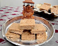 MIXED NUTS BURFI RECIPE / MIXED NUTS BURFI