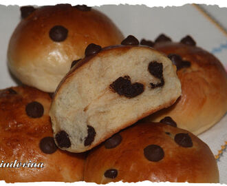 PAN DE LECHE CON PEPITAS DE CHOCOLATE